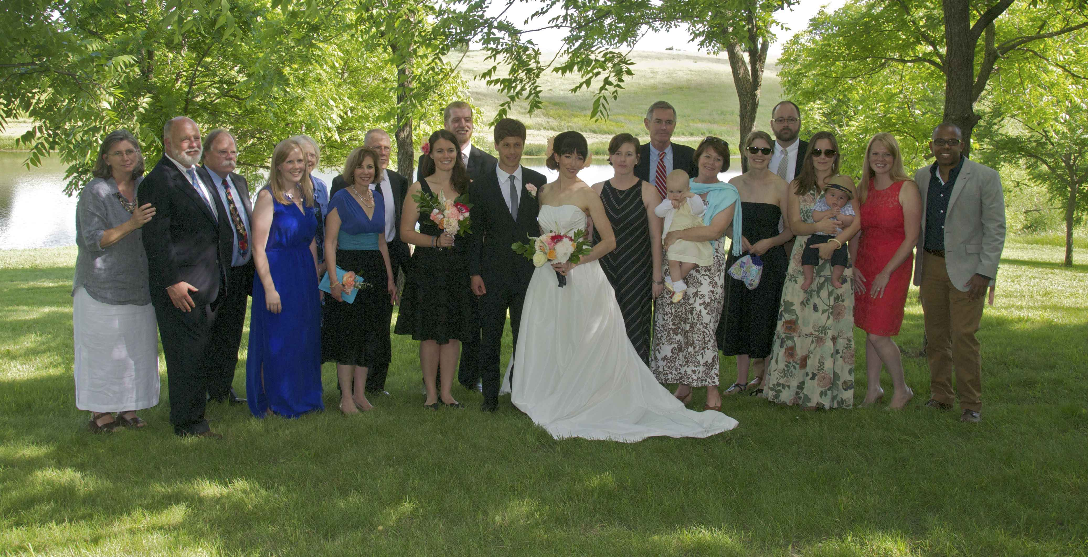 Adrien & Nate's Wedding